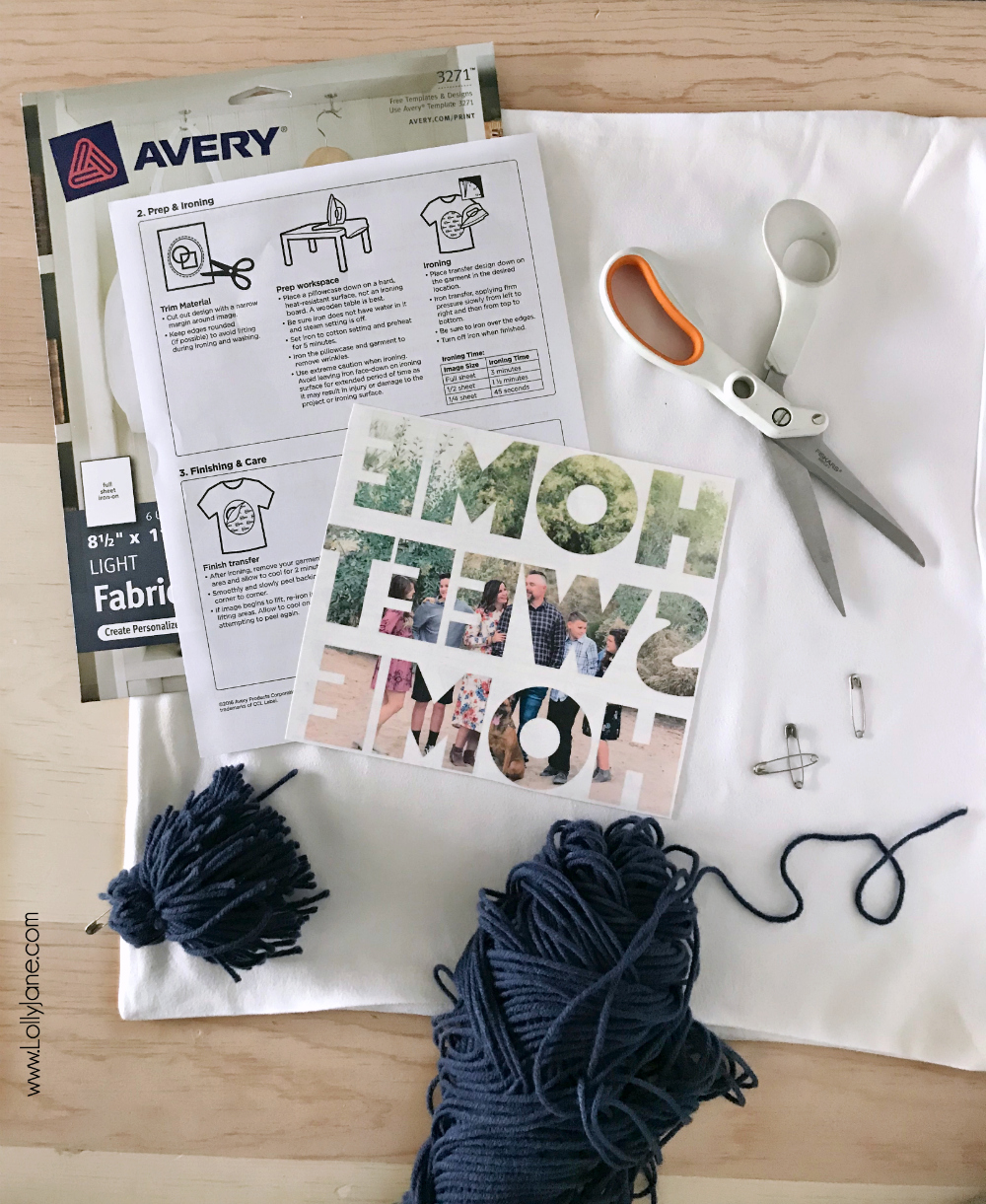 EASY Photo Transfer Tutorial! Make your own tshirts, pillows, or TRANSFER IMAGES onto any fabric in just a few SIMPLE steps!