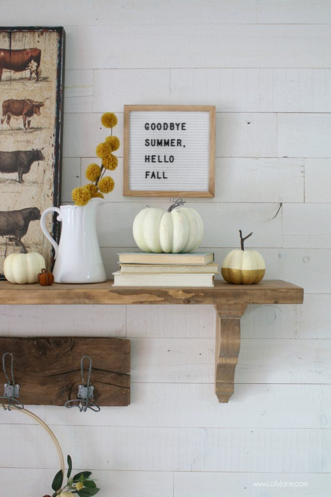You're ready for fall but is your house prepared? These practical tips to get your home ready for fall will help you take care of the most important preventative maintenance tasks to make sure your home is ready for the wet autumn months. Here's to get prepared for the most wonderful time of year. #falltips #autumndecor #falldecor #prepardnesstips #tips