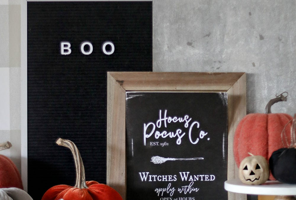 halloween hocus pocus printable art