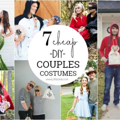 7 Creative Couples Halloween Costumes Ideas