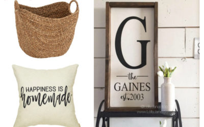 Gift Ideas for the Farmhouse Obsessed