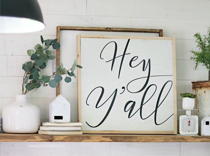 How To Frame A Canvas The Easy Way Lolly Jane