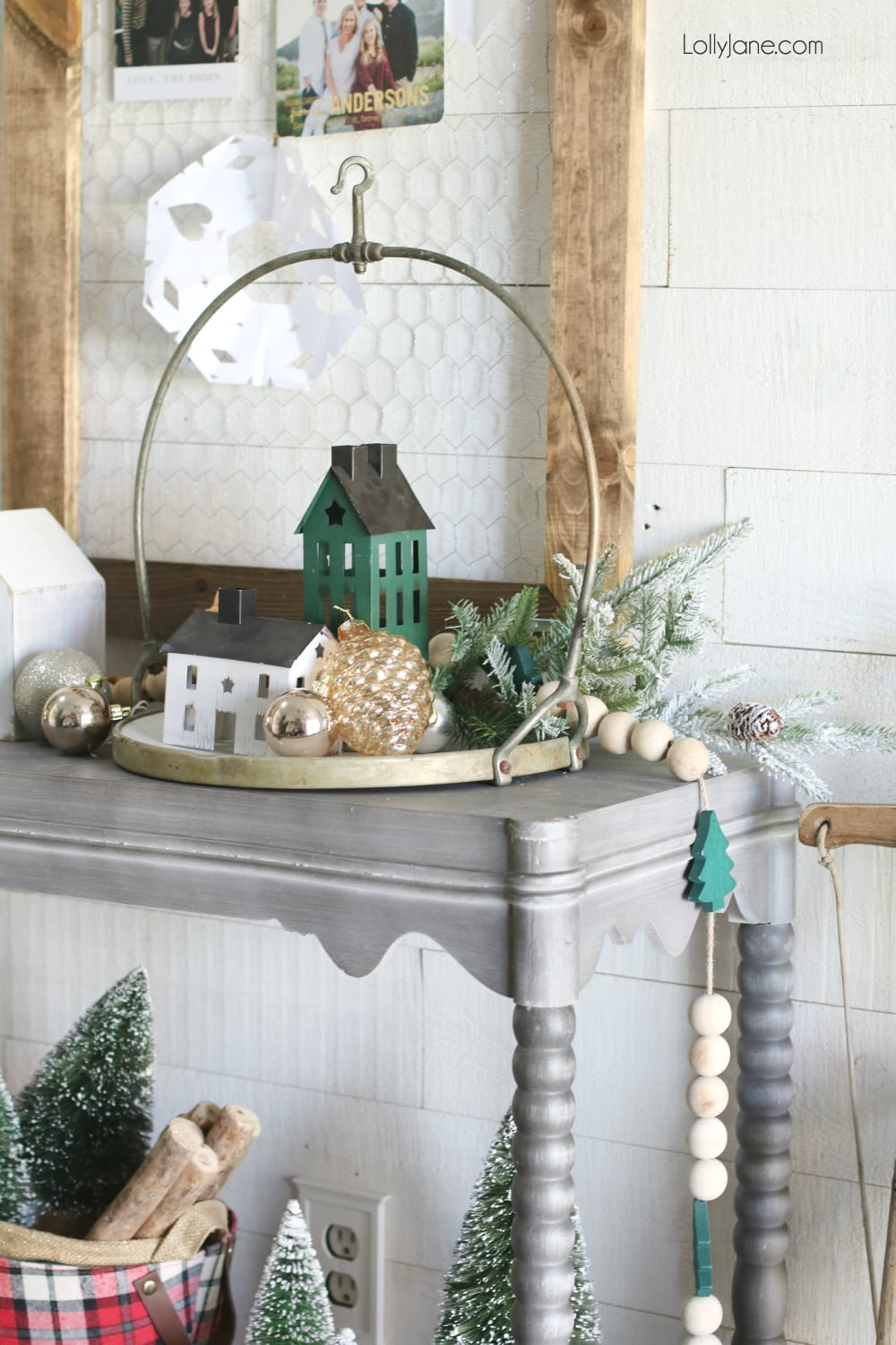Simple Christmas Vignette