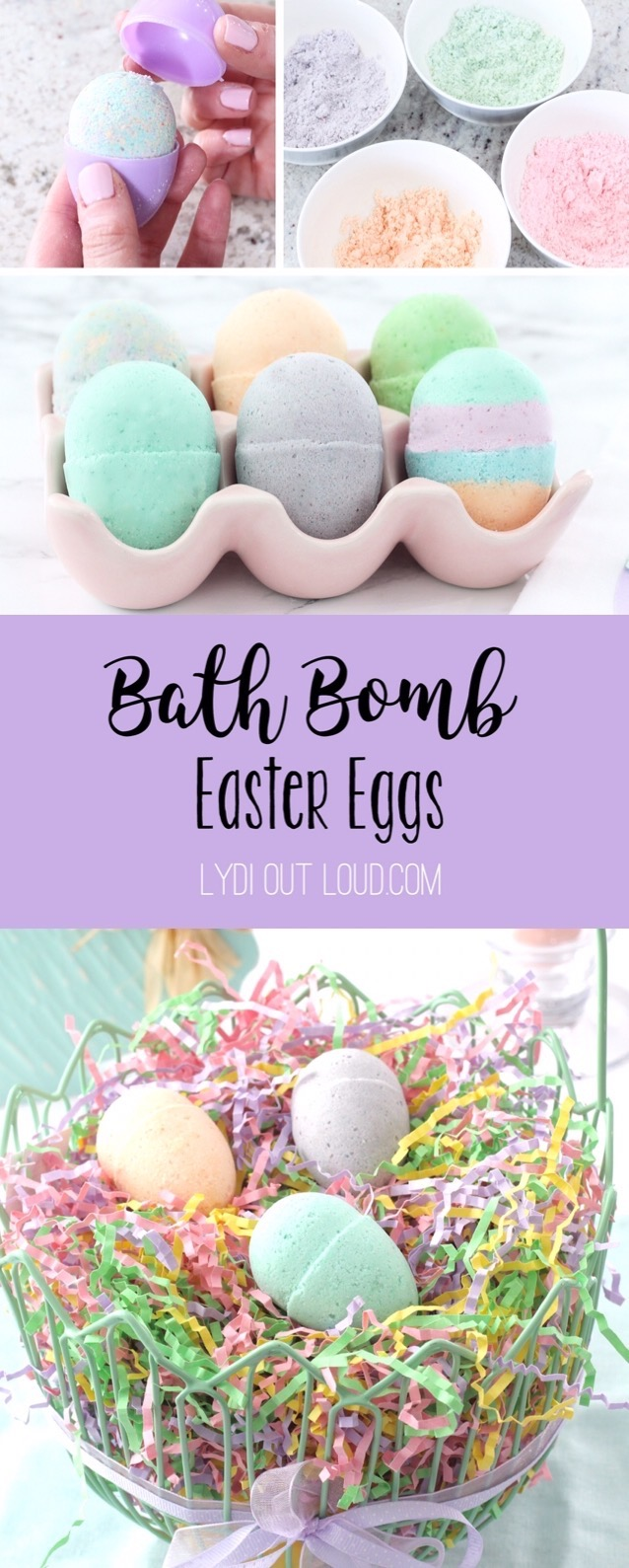 Creative and Fun Easter Egg Decorating and Craft Ideas