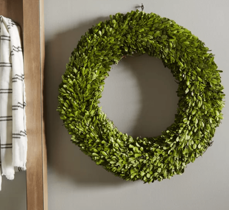 Where To Find Affordable Farmhouse Wreaths
