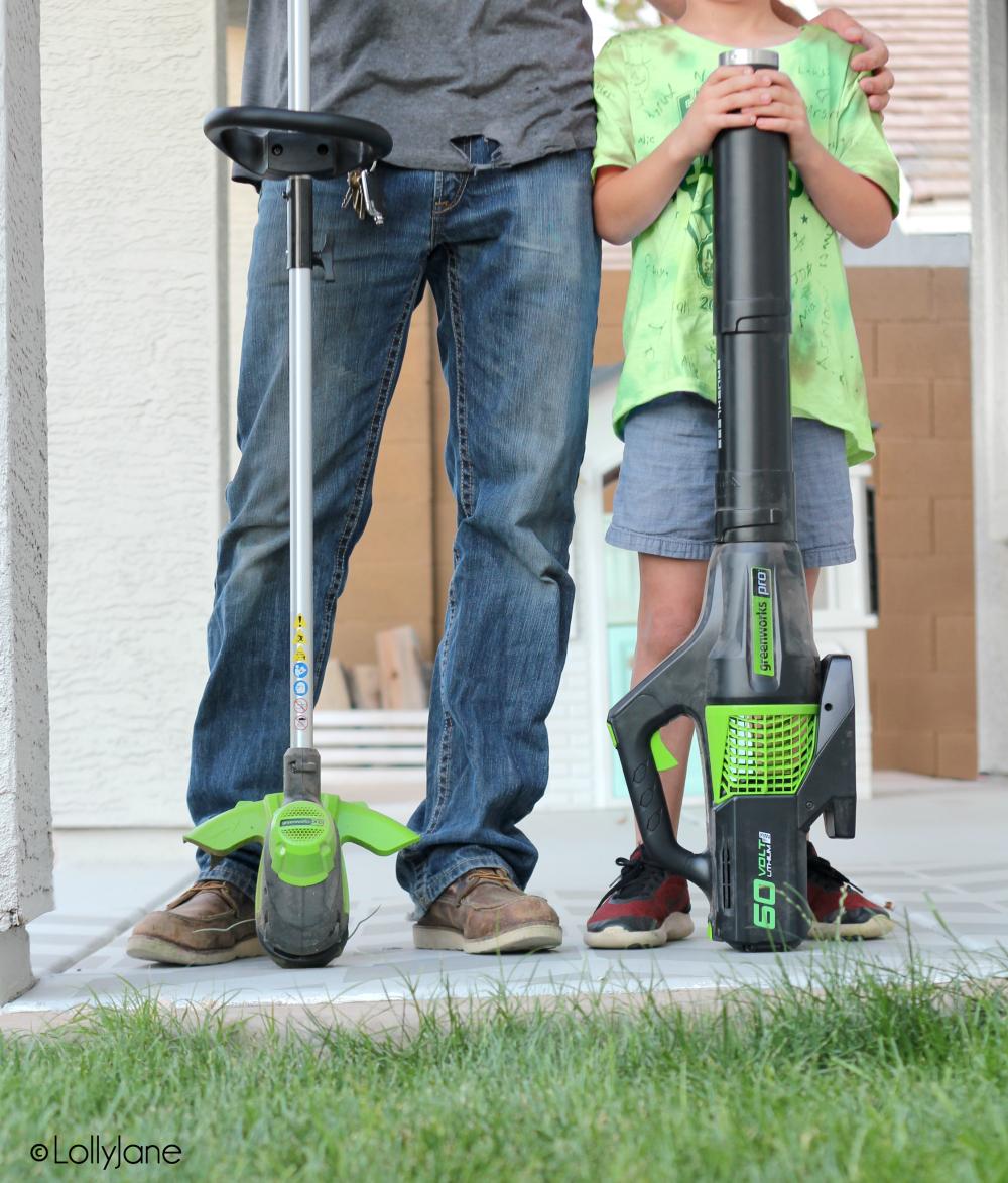 Greenworks Outdoor Tools