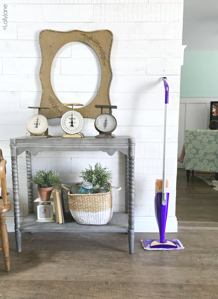 Love me some lazy summer days playing indoors but don't love the messes on my wood floors, so glad to have @Swiffer WetJet Wood in my cleaning arsenal to tackle clean up✨🧽 Available at @Walmart!! #ad #IHeartWoodFloors