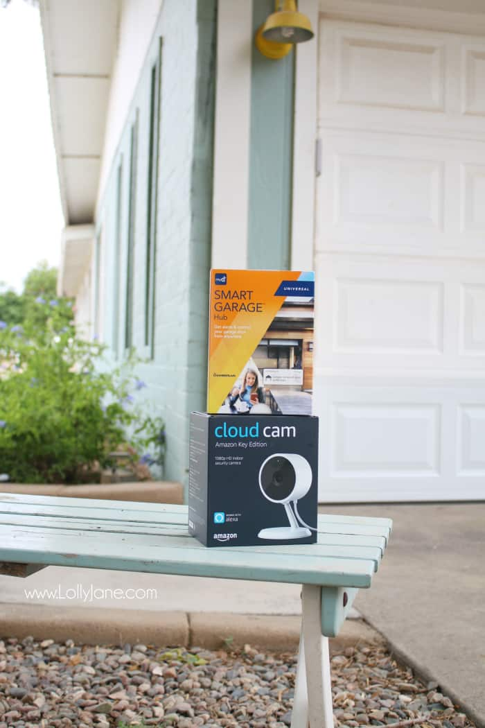 Amazon Key for Garage review: Keep your deliveries safe with Amazon's Key for Garage. Check out our review on how the new Amazon Key for Garage will protect your assets digitally! #amazon #amazonkey #amazonkeyforgarage #amazonshopper #protectyourhome #securityideas
