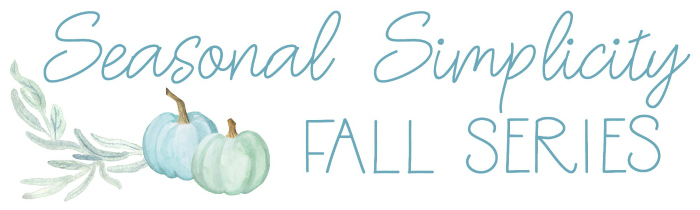Check out these DARLING fall DIY ideas!! So many beautiful fall decorations, all in one spot! #fall #falldecor #fallseries #fallblogideas #falldecorations