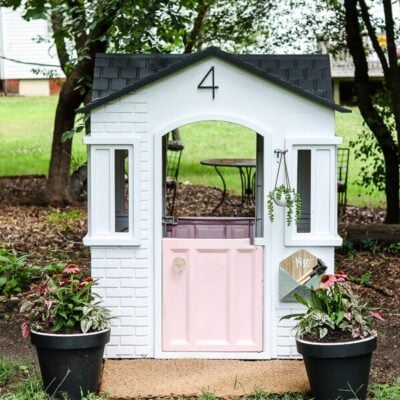 11 Must See Playhouse Makeover Ideas!