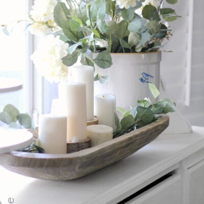5 Ways to Decorate with Dough Bowls in Home Decor