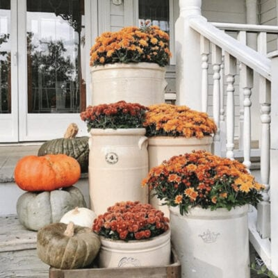 13 Must See Fall Porch Decor Ideas!