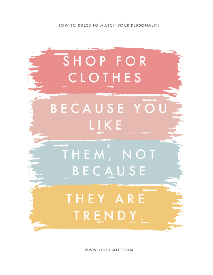 Check out these tips to dress according to your personality! Dressing Your Truth teaches you how to dress according to how to best match your personality for ultimate confidence! #dressingyourtruth #howtodressforsuccess #dressforconfidence