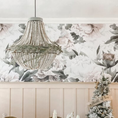 Dining Room Decor Ideas For Christmas