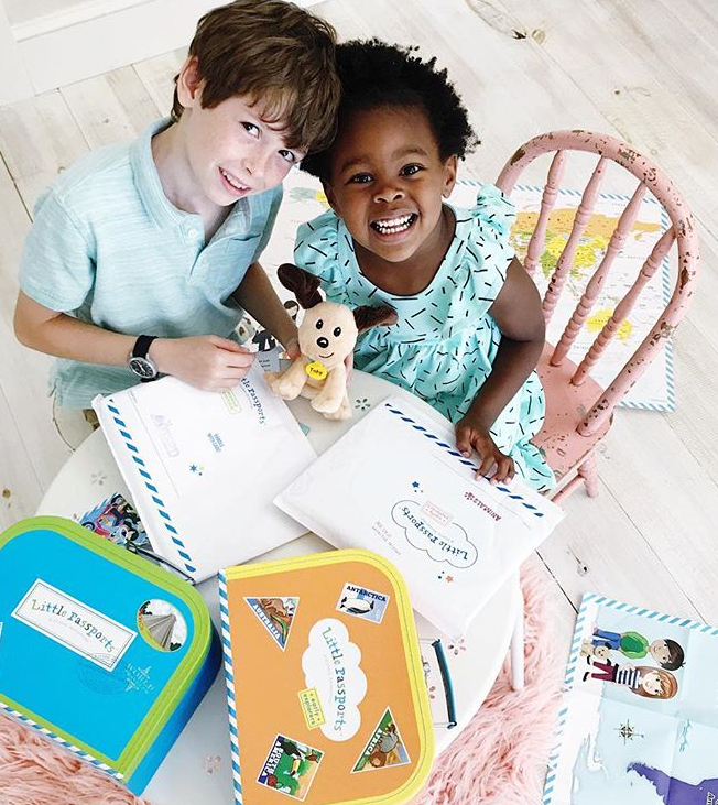 Love this kids monthly subscription box! Explore the world one country at a time with this fun and educational geography themed subscription box for kids! Feed your child's curiosity as they uncover exciting countries and cultures through hands-on projects and activities.