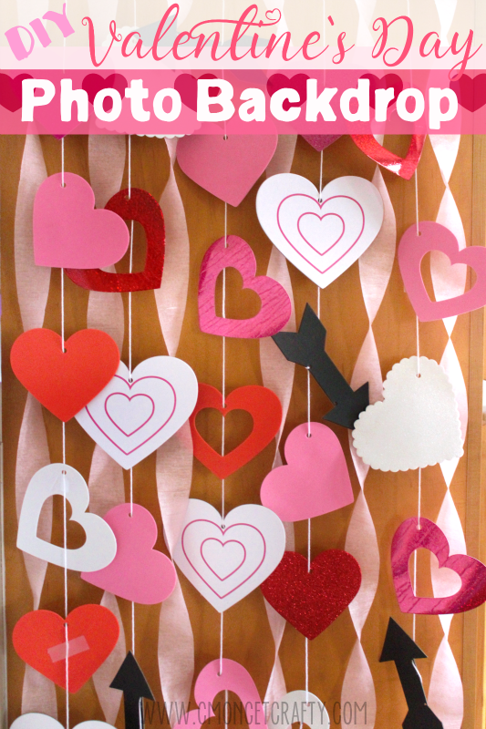 Diy Dollar Store Valentines Day Decorations Lolly Jane