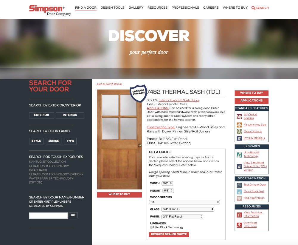 Awesome door company, love Simpson Doors! #simpsondoors #lollyjane #dutchdoors