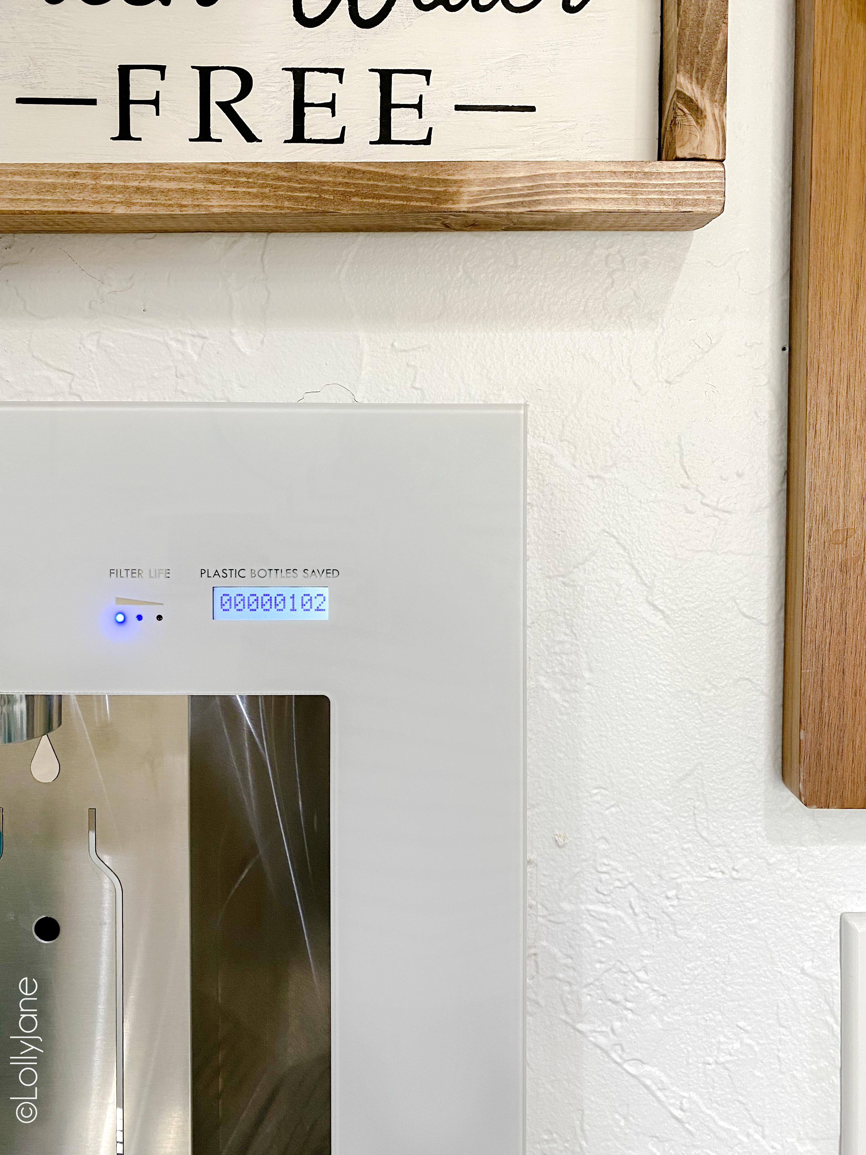 Have a hard time drinking water? 💦 Try Elkay's water dispenser... game changer! #waterdispenser #elkay #gogreen