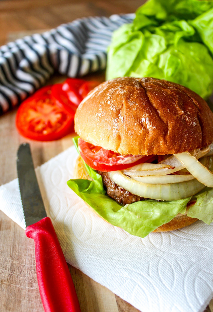Mm..Clean Simple Eats has the best meal plans like these Mustard Fried Bacon Burgers. Try a weeks worth of meals plans free then use our code for $15 off. The best meal plan to dumb down cooking amazing, healthy but tasty meals every day of the week! #cse #cleansimpleeats #mealsplans #easymealplans #healthymealplans #easyworkouts