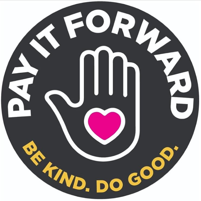 Check out these many ways to perform random acts of kindness on Global Pay it Forward Day! #justserve #roak #randomactsofkindness #payitforward #sharekindness #globalpayitforwarddaym random acts of kindness on Global Pay it Forward ser#justserve #roak #randomactsofkindness #payitforward Day! #sharekindness