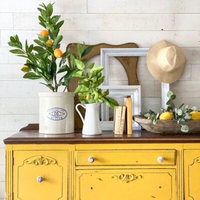 summer entryway decor ideas