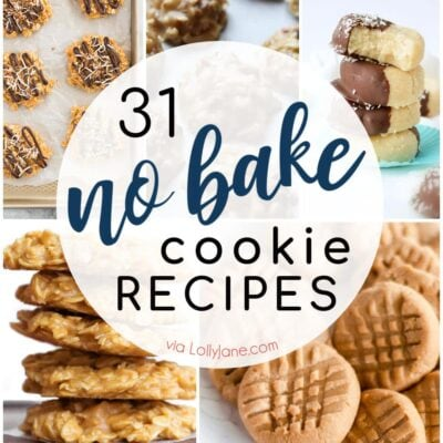 No Bake Cookie Recipes